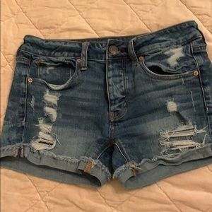 Tomgirl American eagle shorts